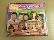 2-CD BOX DAG ALLEMAAL / VLAAMSE & NEDERLANDSE HITS ALLER TIJDEN