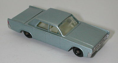 REPRO BOX MATCHBOX SUPERFAST n 31 Lincoln Continental