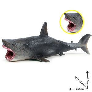 Megalodon-Figure-Ancient-Shark-Wild-Animal-Model-Collector-Best-Christmas-Gift