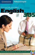 NEW English365 3 Personal Study Book with Audio CD by Bob Dignen