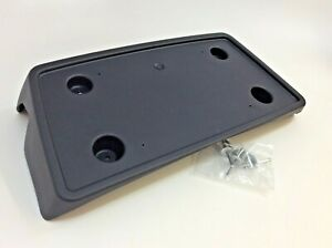 Front License Plate Holder Bracket fits Chevy Silverado 1500 07-13 Incl Hardware
