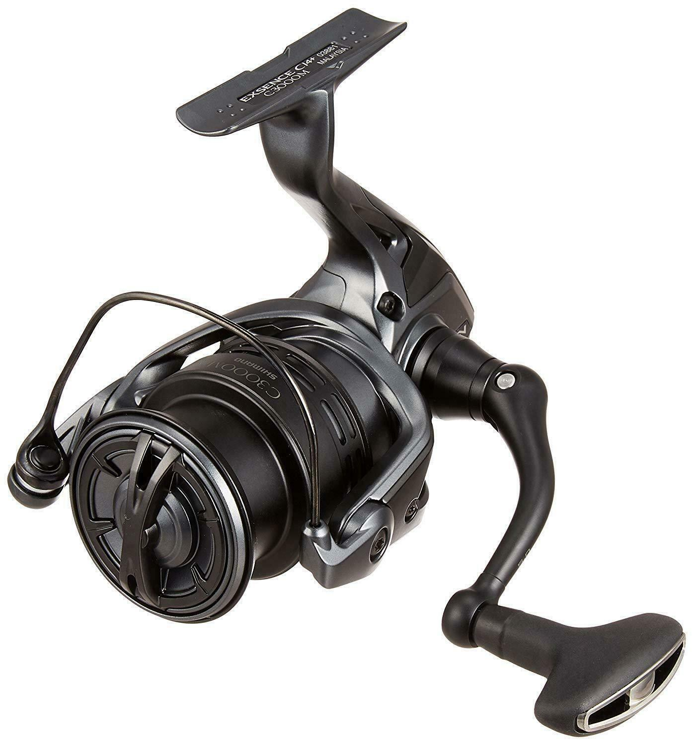 SHIMANO 18 EXSENCE CI4+ C3000M Fishing REEL Japan New