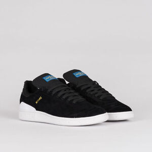 a46fd75a38d1 Adidas Men s Busenitz RX Skate Trainers Core Black White Bluebird UK ...