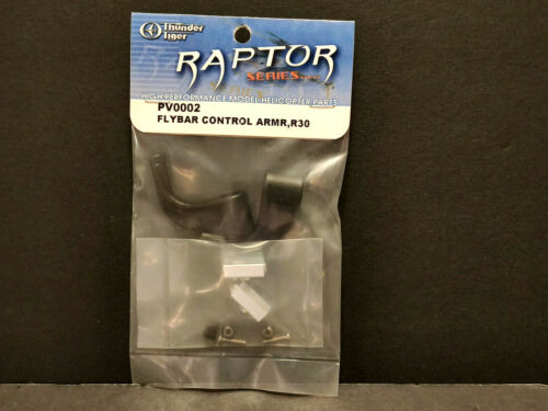 THUNDER TIGER RAPTOR HELICOPTER PV0002 FLYBAR CONTROL ARM R30