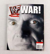 Vince McMahon June 2001 Undertaker Poster Wrestling Magazine Raw WWE WWF
