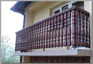 Sichtschutzzaun, Balkon, Balkonbretter , Baluster , terrasse 8 ...