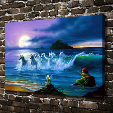 They only come out at night Paintings HD Print on Canvas Home Decor Art Pictures