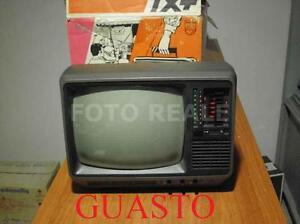 NON-FUNZIONANTE-SOLO-DA-COLLEZIONE-VINTAGE-TELEVISORE-PHILIPS-TX-CON-SCATOLA