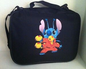 Details about TRADING PIN BAG FOR DISNEY PINS STITCH ALIEN LARGE Book