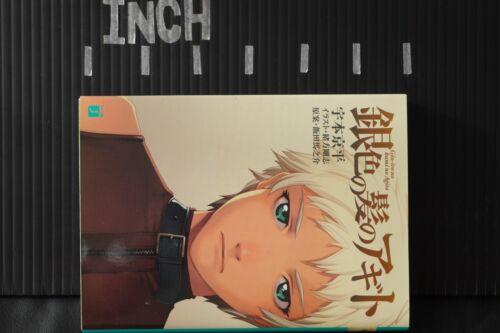 Spirits of the Past JAPAN novel Gin-iro no kami no Agito Origin