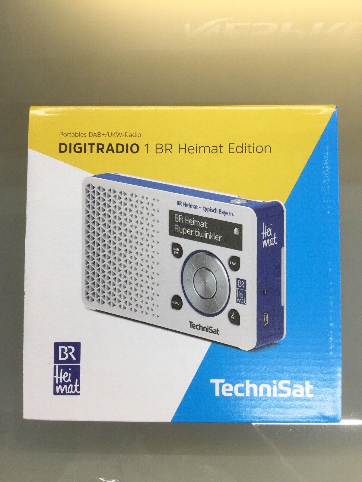 Technisat Digitradio1brheimat Digitalradio Br Heimat Gunstig Kaufen Ebay