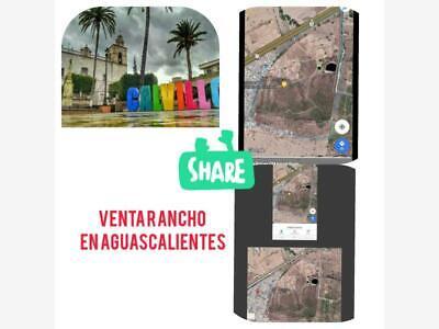 Finca/Rancho en Venta en Calvillo Centro