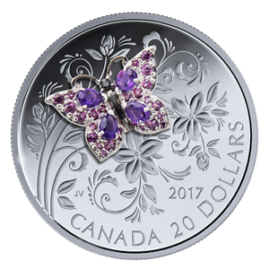 2017-CANADA-BEJEWELLED-BUGS-BUTTERFLY-1-OZ-PURE-SILVER-COIN