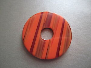 RING-DING-Color-Wendescheibe-orange-rot-gestreift