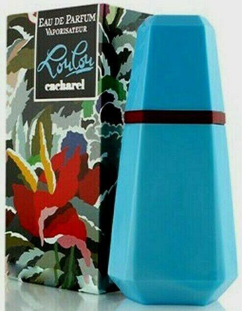 e2261382634 ️lou Lou Loulou Cacharel Eau De Parfum 100ml 3.4oz Discontinued for sale  online   eBay