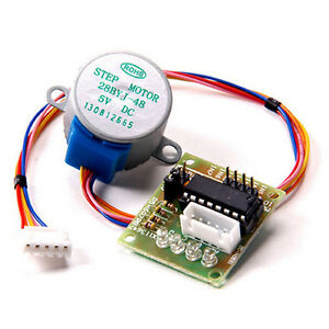 5V-Stepper-Motor-ULN2003-Driver-Test-Module-28BYJ-48-Arduino-Board-USEful-New
