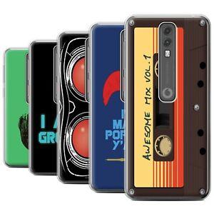 Gel-TPU-Case-for-Vodafone-Smart-V10-Guardians-Comic-Inspired