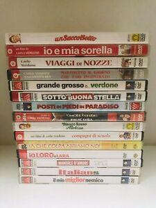 Collezione Carlo Verdone 15 DVD - ITALIANO
