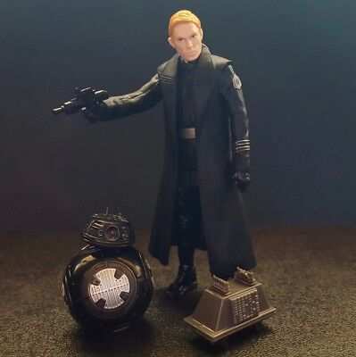 "l/'ultimo Jedi /""GENERALE Hux/"" FORZA LINK ACTION FIGURE HASBRO STAR Wars"