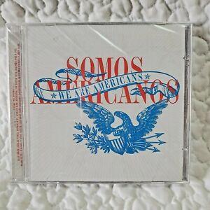RAMON AYALASOMOS AMERICANOSCD2006UBOUBO-1100-2SEALEDIMPORTUSA