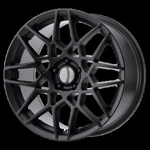 Ford-Mustang-GT500-Style-Wheel-18x9-30-Satin-Black-5x114-3-5x4-5-QTY-1