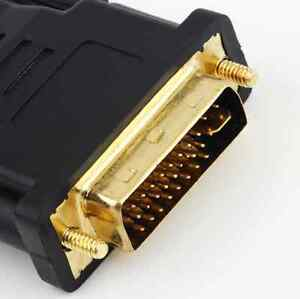 DVI-I-Dual-Link-24-5-pin-Male-to-HDMI-Standard-Female-Adapter-for-HDTV-LCD-US