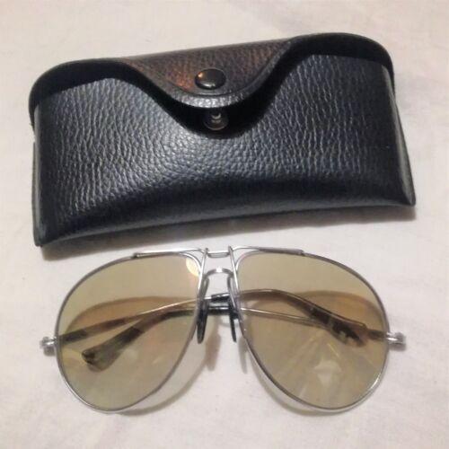 Sunglasses Vintage Retro Aviator Racing