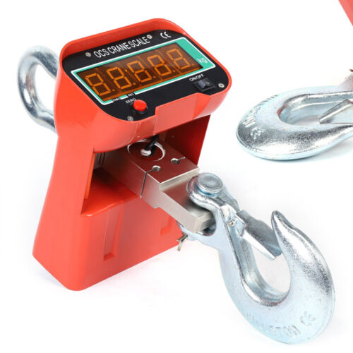 3T Integrated Crane Scale High Precision Weighing Scale Digital Hanging Scale