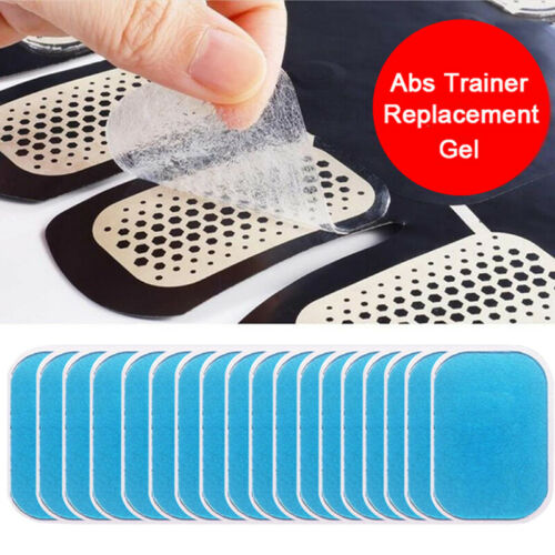 Trainer Replacement Gel Sheet EMS Abs Trainer Muscle Gel Pad Waist TrimmerRSHEN