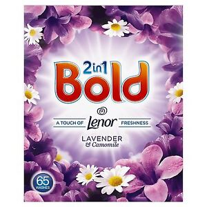 Bold-2-in-1-Lavender-amp-Camomile-Lenor-Fresh-Cleaning-Washing-Powder-65-Washes
