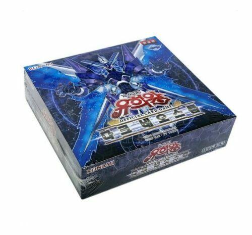 "Yugioh Cards /""Dark Neo Storm/"" Booster Box Korean Ver"