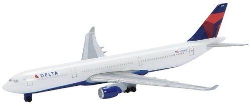 Schuco Aviation 3551680-1//600 Airbus a330-300 Delta Airlines-NUOVO