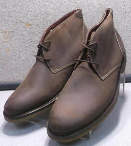 251870-MSBT50-Men-039-s-Shoes-Size-10-5-M-Brown-Leather-Boots-Johnston-amp-Murphy