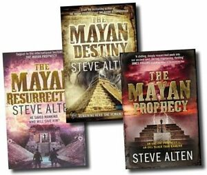 The-Mayan-Trilogy-Collection-Steve-Alten-3-Books-Set-Steve-Alten-NEW-PB