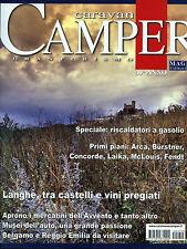 * Caravan & Camper Granturismo* Rivista N°459 / NOV/2014 - MAG Editori