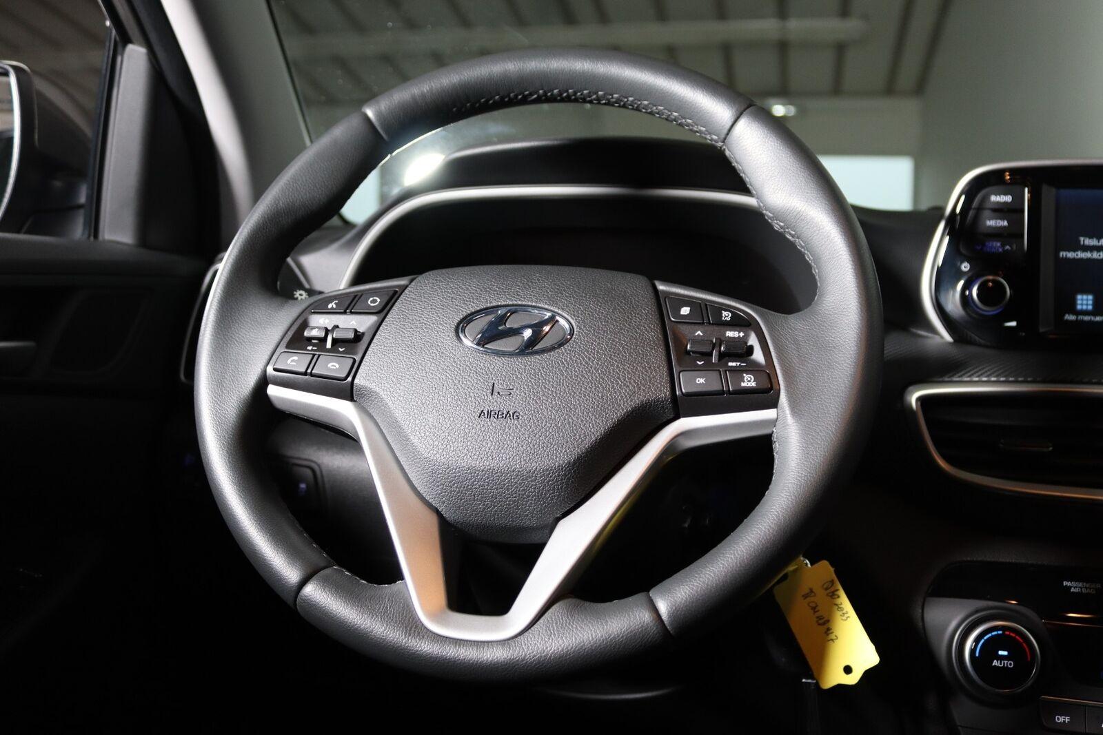 Hyundai Tucson 1,6 GDi Life - billede 14