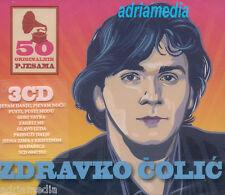 Zdravko colic BOX 3 CD HIT 50 Gori Vatra euro canzone Eurovision ESC Contest Yulia