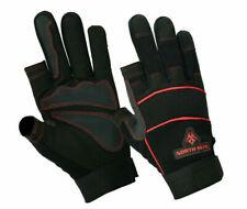 2 Half Finger Gloves North West Carpenter Builder Farmer Electrician Gloves Uk