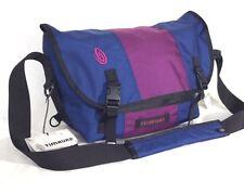 Timbuk2 Classic Messenger Bag backpack rucksack Blue Purple M NEW