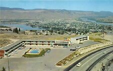 BG9776 sage brush motel hotel and coffee shop b c car voiture  canada