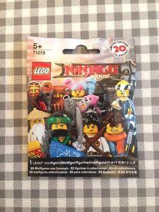 Lego ninjago movie minifigures unopened sealed random ...