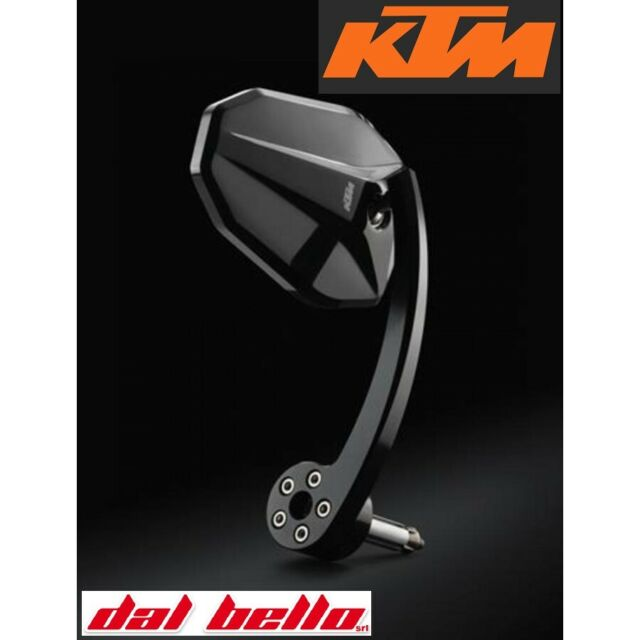 Specchietto BAR END  retrovisore al manubrio Power Parts KTM 790 Duke 6411294000