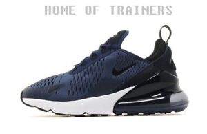 new arrival b24fa 4b10e ... Nike-Air-Max-270-Navy-Blue-Unisexe-Trainers-