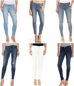 5cb8cdd2 Levis 710 Super Skinny Jeans Womens 5 Pocket Mid Rise Cotton Blend ...
