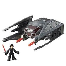 Star Wars Galactic Heroes Kylo Ren and TIE Silencer