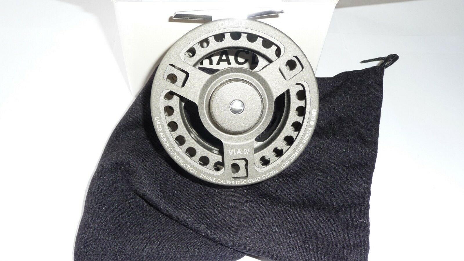 New Reel Tiemco Oracle VLA IV IV VLA 4d2a72