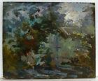 Original Russian Ukrainian Oil Painting Impressionism Realism Landscape
