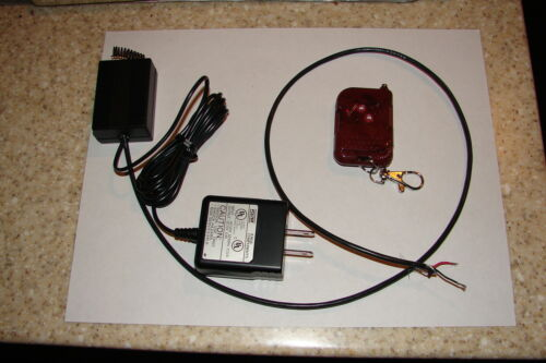 Wireless Remote Control E-Stop System 4your CNC machine Mach3 Compatible60/'range