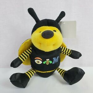 IBM-Bee-Plush-Stuffed-Animal-Computer-Indesigns-Global-8-034