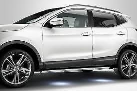 Nissan Qashqai 2014 Under Car Sill Welcome Lights Puddle Light Genuin KE2954E001